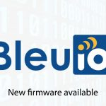 BleuIO has released a new firmware update (v 2.0.0) enabling multiple connection.